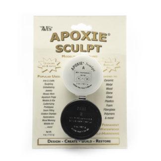 White Epoxy Clay by Aves Apoxie Clay 1//4 Lb