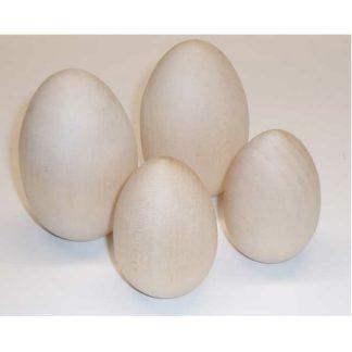 Eggs & Turnings bass wood