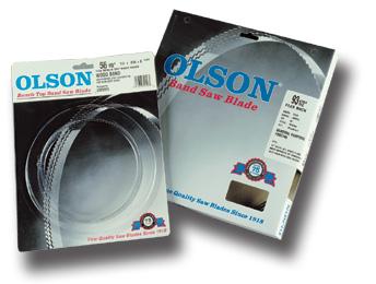 """Olson 105"""" Bandsaw Blades"""