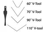 Large V-Tools