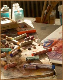Pastels, Rembrandt