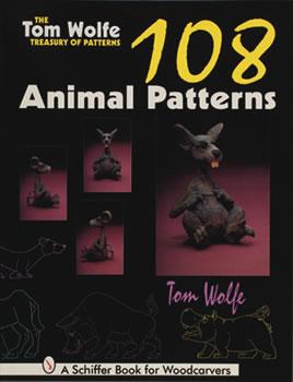 108 Animal PatternsThe Tom Wolfe Treasury of Patterns