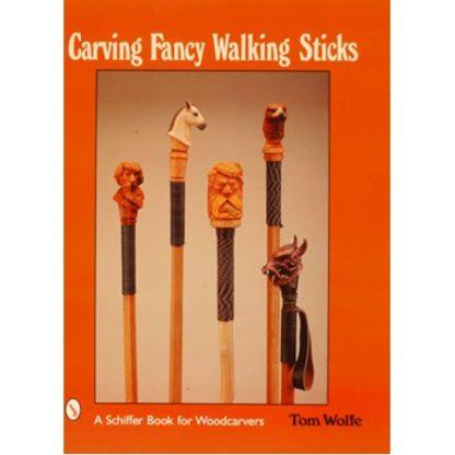 Carving Fancy Walking Sticks