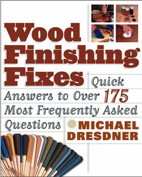 Wood Finishing Fixes