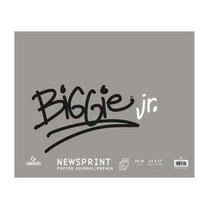 "Biggieâ""¢ Jr. Newsprint 30lb/45gsm 24"" x 36"""