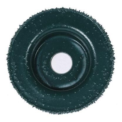 "Flat Carbide Abrasive V Disc - Coarse 2"""