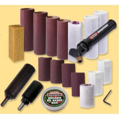 Guinevere Detail Sanding & Polishing Kit