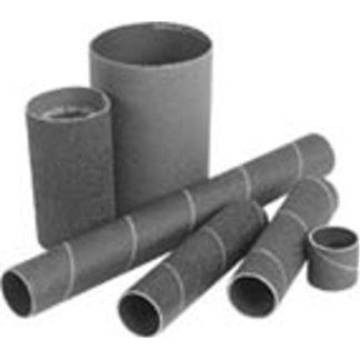 """Sanding Drum Sleeves 1"""" Dia. x 1"""" Length  80 Grit Coarse Package of 12"""