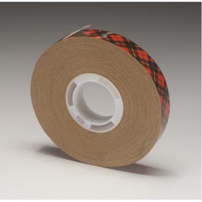 Adhesive, Scotch 3M ATG Transfer Tape 924 Clear, 1/2 X 36 YD