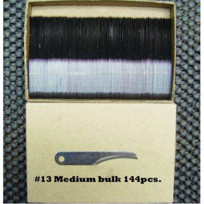 Warren Blades  # 13 Medium Industrial Carving Blade Bulk