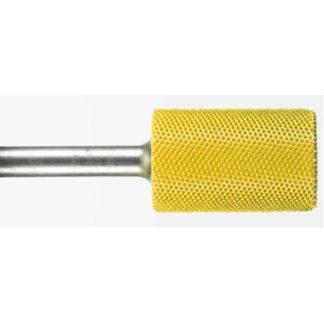"SABURR-TOOTH 1/4"" Shank, Cylinder 3/4"" x 1-1/4"" Fine"