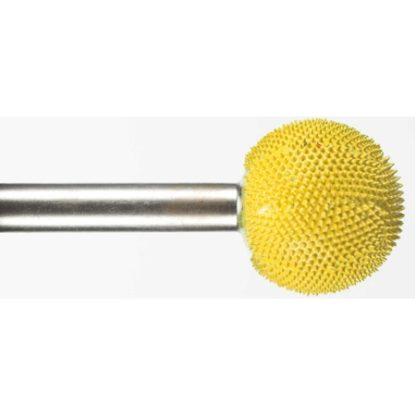 "SABURR-TOOTH 1/4"" Shank, Sphere 7/8"" x 7/8"" Fine"