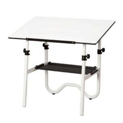 "ALVIN® Storage Shelf for Onyx Table 12"""