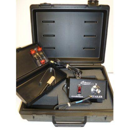 Colwood Detailer Woodburner Standard Case Kit 3 replaceable tips