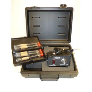 Colwood Detailer Woodburner  Standard Case Kit 5 Fixed Tip Pens