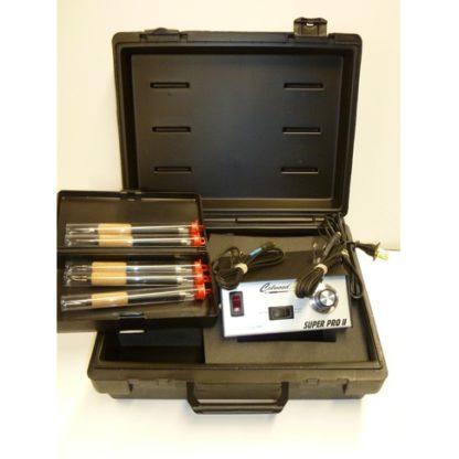 Colwood Super Pro Woodburner Standard Case Kit 5 Fixed Tip Pens
