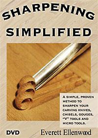 DVD - SHARPENING SIMPLIFIED