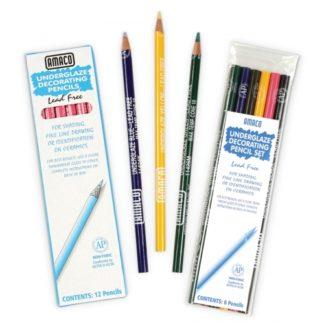 Underglaze Decorating Pencils