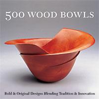 500 Wood Bowls: Bold & Original Designs Blending Tradition & Innovation