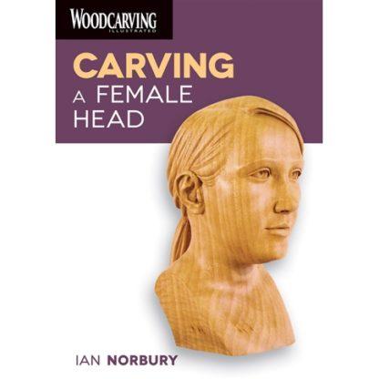 DVD - Ian Norbury Carving a Female Head
