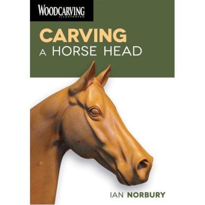 DVD - Ian Norbury Carving the Horses Head