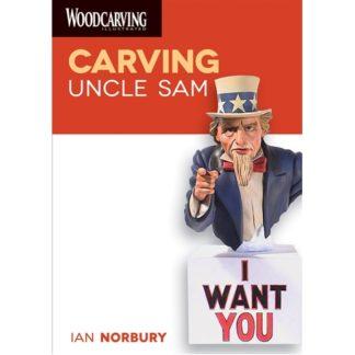 DVD - Ian Norbury Carving Uncle Sam