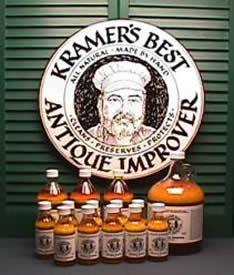 KRAMERS Best Antique Improver 8 oz.