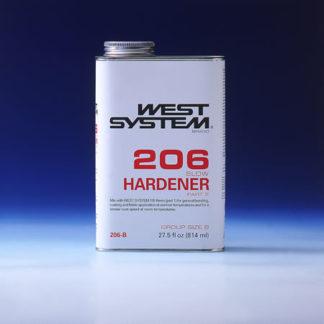 206-B Slow Hardener QT.