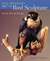 Greg Woodard's Art of Bird Sculpture