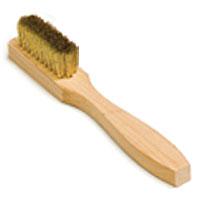 "Brass Brush 6"" Long, Brass 1/2"" x 2"""