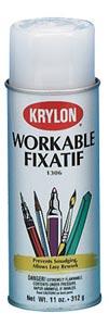 Fixative, KRYLON Workable Fixative