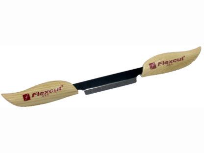 """Flexcut KN25 3"""" Draw Knife #16143"""