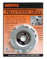 Arbortech Pro-4 Woodcarver Blade