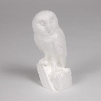 Owl, Barn 1/3 scale- Bob Guge study cast