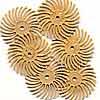 "Radial Bristle Discs 3/4"" 6 micron"