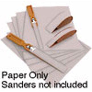 Wet/Dry Polishing Paper, 4,000 grit,  3 Micron Sheet Pink
