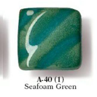 Artist's Choice Glazes - LEAD FREE - A-40 Seafoam Green, [O] Pi