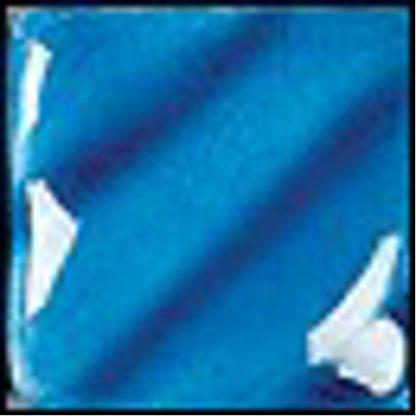 Gloss (LG) Glazes - LG-27 Turquoise Crackle [TP], 1 Pint Liquid