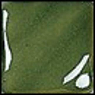 Gloss (LG) Glazes - LG-48 Chrome Green [O], 1 Pint Liquid