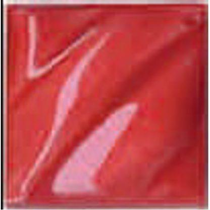 Gloss (LG) Glazes - LG-57 Intense Red [TL], 1 Pint Liquid