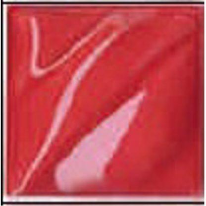 Gloss (LG) Glazes - LG-58 Brilliant Red [TL], 1 Pint Liquid