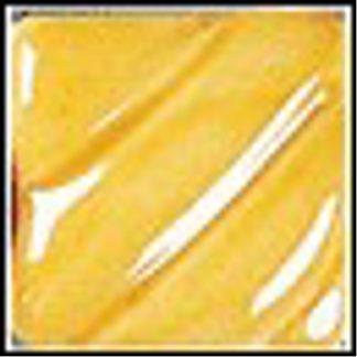 Gloss (LG) Glazes - LG-60 Dark Yellow [TL], 1 Pint Liquid