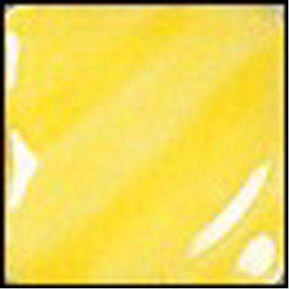 Gloss (LG) Glazes - LG-61 Canary Yellow [TL], 1 Pint Liquid