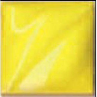 Gloss (LG) Glazes - LG-63 Brilliant Yellow [TL], 1 Pint Liquid
