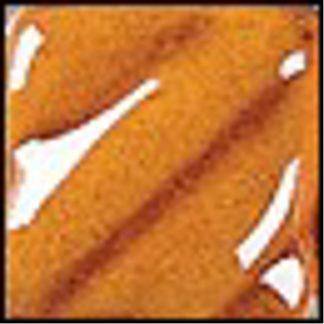 Gloss (LG) Glazes - LG-65 Amber [TP], 1 Pint Liquid