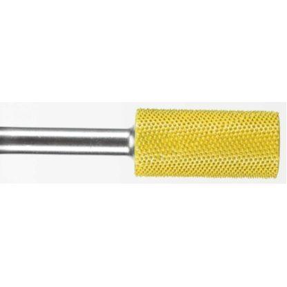 """SABURR-TOOTH 1/4"""" Shank, Cylinder 5/8"""" x 1-1/4"""" Fine Safe End"""