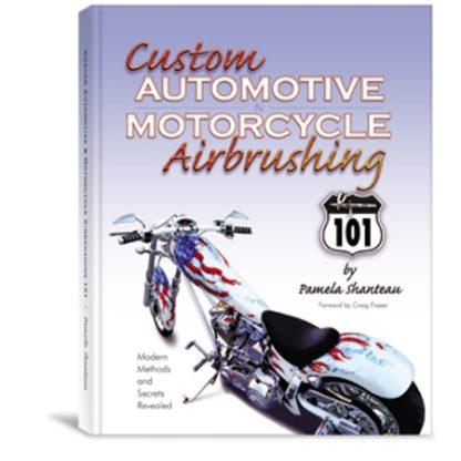 Custom Automotive & Motorcycle Airbrushing 101