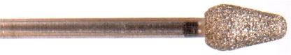 "Diamond Carver D-602 Lg-Bud 6.25mm (1/4"") 3/32"" Shank"