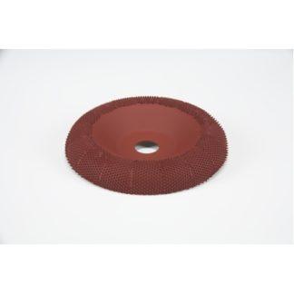 """Saburr-Tooth 4"""" Donut Wheel 5/8"""" bore Round Face Medium"""