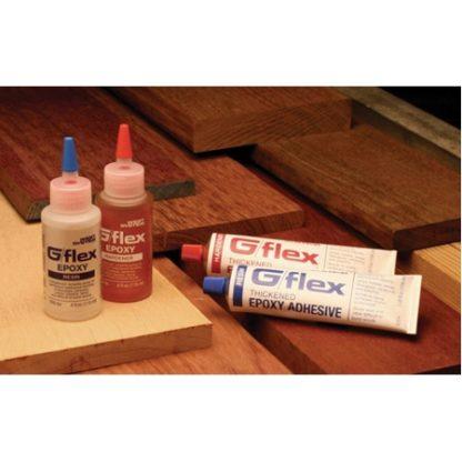 G/flex liquid epoxy #650-8 8 oz.